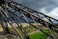 Free France, Paris, Eiffel Tower. Stock Image - 6145471