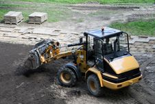 Free Earth Mover Stock Photography - 6145962