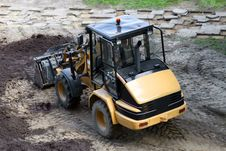 Free Earth Mover Stock Images - 6146004