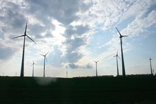 Free Windfarm Stock Photos - 6147073