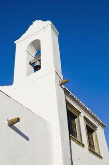 Free Bell Tower In Monsaraz, Alentejo, Portugal Royalty Free Stock Image - 6147246