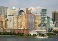 Free Sunset Manhattan Stock Photos - 6147573