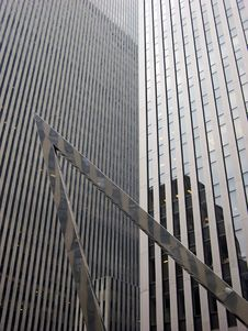 Free New York Windows Royalty Free Stock Image - 6148146