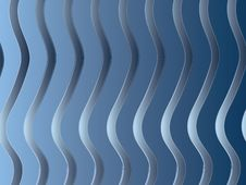 Free Blue Stripes Stock Photography - 6148352