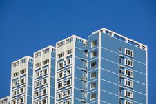 Free Block Of Flats Royalty Free Stock Photos - 6149658