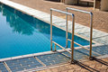Free Calm Public Pool In The Morning Stock Photo - 6153620