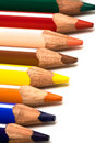 Free Beautiful Color Pencils Stock Photos - 6158403