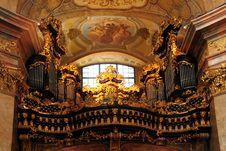 Free Church Organ Stock Photo - 6150570