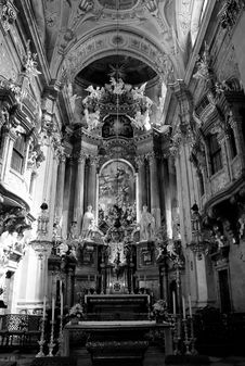 Free Inside A Church Stock Photos - 6150573