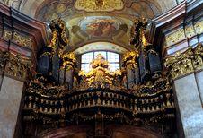 Free Church Organ Stock Photos - 6150613
