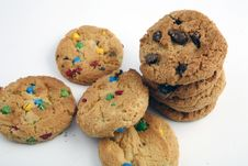 Free Cookies Royalty Free Stock Photography - 6150847