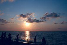 Free Sea Beach Stock Photo - 6151130