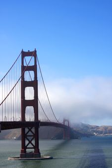 Free Golden Gate Bridge Royalty Free Stock Photo - 6151385