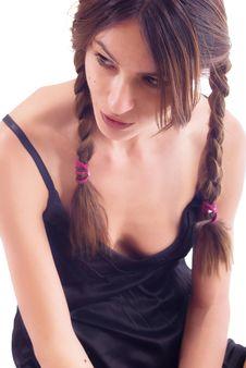 Free Fashion Woman Royalty Free Stock Photos - 6151858
