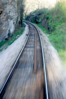 Free Train Track Stock Images - 6152224