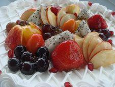 Free Fruit Cake03 Stock Photos - 6152983