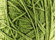 Free Woolen Knittin Ball Royalty Free Stock Photos - 6153078
