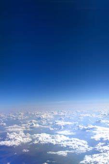 Free Clouds Royalty Free Stock Photos - 6153148