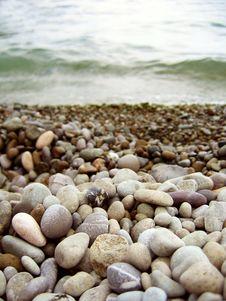 Free Pebbles Royalty Free Stock Photo - 6153725