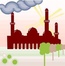 Free Mosque Stock Image - 6153961
