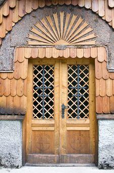 Free Chapel Door Royalty Free Stock Images - 6154619