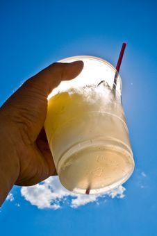 Free Cool Lemonade At Summer Time Royalty Free Stock Photo - 6155715