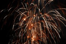 Free Fireworks 1 Royalty Free Stock Photo - 6155875