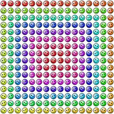 Free Smile Pattern Royalty Free Stock Photography - 6156287