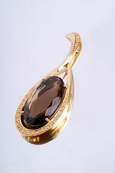 Free Gold Female Ornament Stock Photo - 6156480