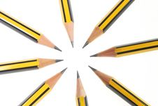 Free Group Of Pencils Royalty Free Stock Images - 6156929