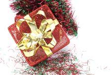 Free Christmas Box Stock Photo - 6157070