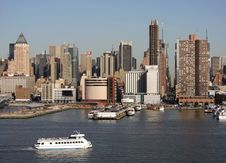 Free New York Water Transportation Stock Photos - 6157283