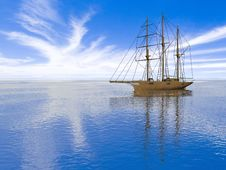 Free Boat Stock Image - 6157441