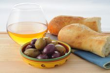 Free Olives Stock Images - 6158104