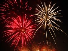 Free Fireworks Royalty Free Stock Photo - 6158165