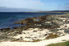 Free Irish Coastline Royalty Free Stock Photography - 6158227