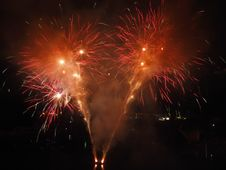 Free Fireworks Royalty Free Stock Photos - 6158228