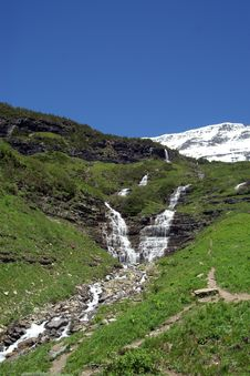 Free Glacier National Park Royalty Free Stock Photo - 6158325