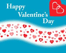 Free Happy Valentines Day Royalty Free Stock Photo - 6159015