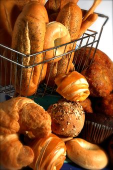 Free Bread Basket Stock Photos - 6159203