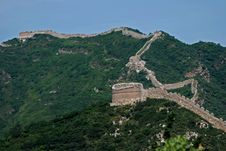 Free The Great Wall Royalty Free Stock Photos - 6159628