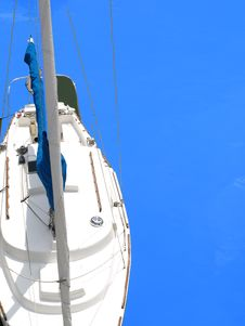 Sail Boat Stock Photography