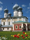 Free The Tikchvin Monastery. Stock Image - 6161151