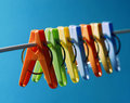 Free The Clothes Pin Stock Image - 6165221