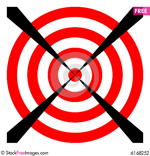 Free Target Stock Photography - 6168252
