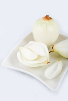 Free Onion Stock Photography - 6160382