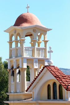 Free Tower Of Church Stock Photography - 6160572
