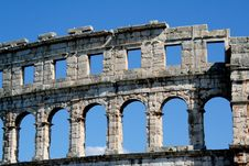 Free Arena Pula Stock Photos - 6161133