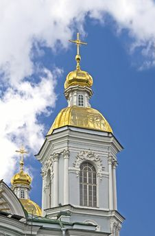 Free Church Dome 1 Stock Photos - 6161253