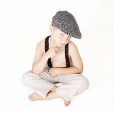 Free Portrait Of Little Boy Royalty Free Stock Photo - 6161675